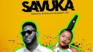 "Slapdee ft. Busiswa – ""Savuka"""